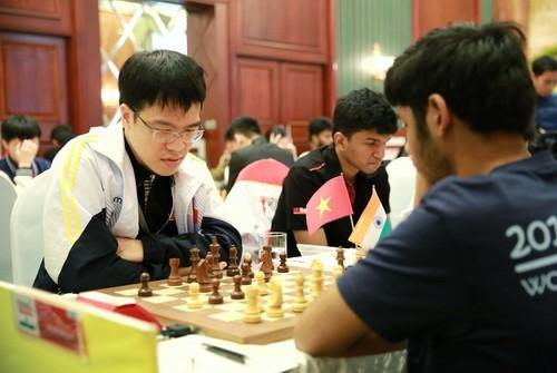 Lê Tuấn Minh chiếm ngôi đầu bảng - Ảnh 3.