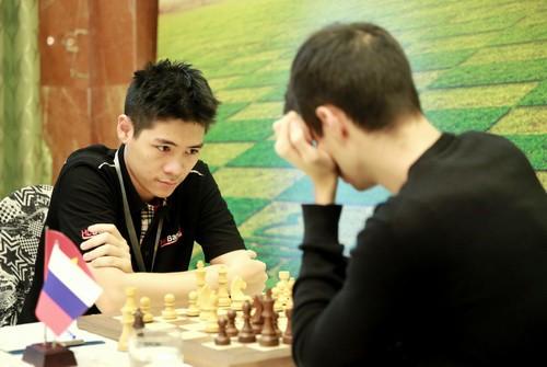 Lê Tuấn Minh chiếm ngôi đầu bảng - Ảnh 2.