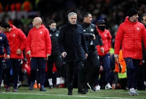 M.U bị loại vì Mourinho nhát tay - Ảnh 1.