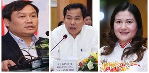 Thủ tướng bổ nhiệm 3 Thứ trưởng độ tuổi 40 - Ảnh 1.
