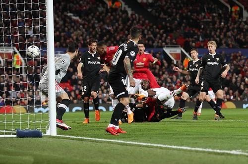 Sevilla xuất thần, quật ngã Man United tại Old Trafford - Ảnh 7.