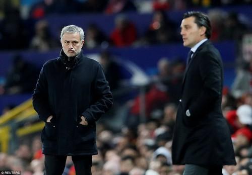 Sevilla xuất thần, quật ngã Man United tại Old Trafford - Ảnh 2.