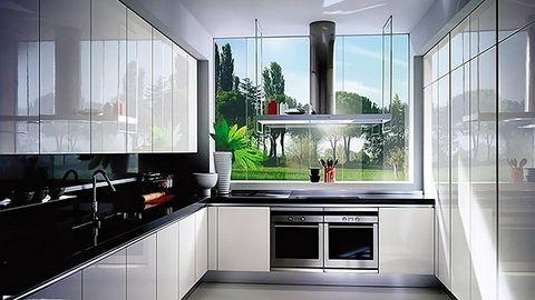 Cách thiết kế nội thất nhà bếp trên diện tích nhỏ - Ảnh 1.