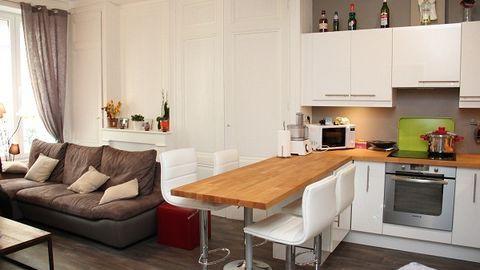 Cách thiết kế nội thất nhà bếp trên diện tích nhỏ - Ảnh 2.