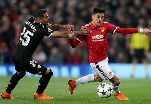 Sevilla xuất thần, quật ngã Man United tại Old Trafford - Ảnh 3.