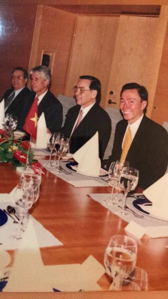 Kỷ niệm khó quên của các nhà ngoại giao với cố Thủ tướng Phan Văn Khải - Ảnh 4.