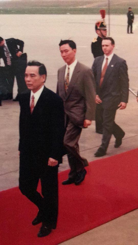 Kỷ niệm khó quên của các nhà ngoại giao với cố Thủ tướng Phan Văn Khải - Ảnh 5.