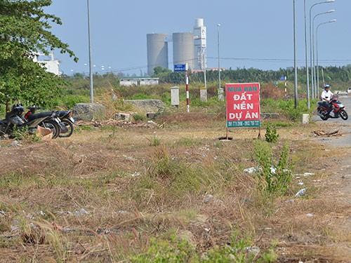 Đất nền tăng 50%-70% trong thời gian ngắn là giá ảo - Ảnh 1.