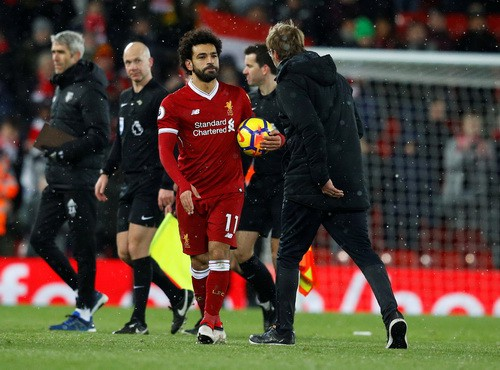 Hung thần Mo Salah giúp Liverpool thắng hủy diệt Watford - Ảnh 6.