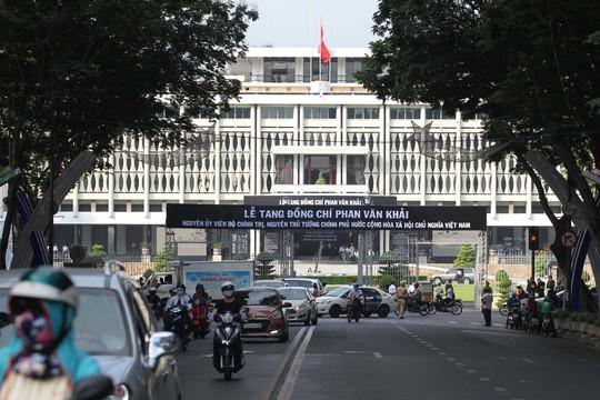 Lãnh đạo Đảng, Chính phủ, Quốc hội viếng nguyên Thủ tướng Phan Văn Khải - Ảnh 9.