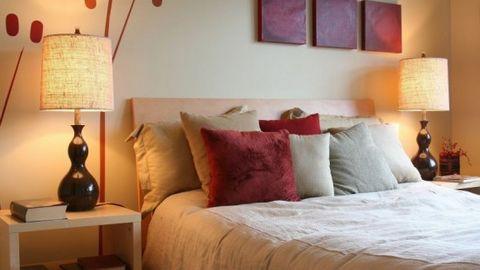 Ba lưu ý về không gian trong nội thất phòng ngủ - Ảnh 1.