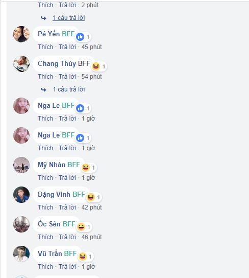 Sợ lộ thông tin cá nhân, dân mạng dính trò lừa comment BFF Facebook - Ảnh 2.