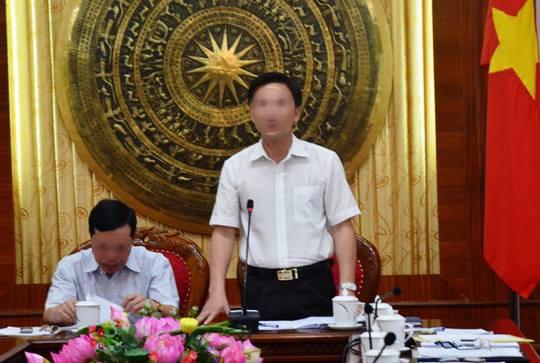 """Phó Bí thư Thanh Hóa đề nghị công an điều tra vụ tin đồn có """"bồ nhí"""" - Ảnh 2."""
