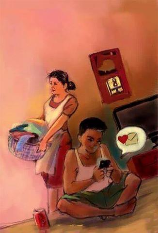 Làm chồng, chứ đừng làm cục nợ! - Ảnh 1.