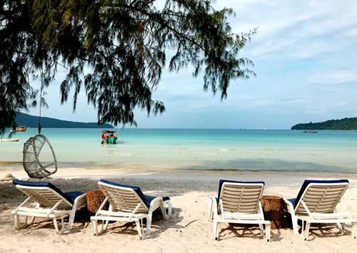 3,5 triệu đồng đi bụi 5 ngày tới đảo thiên đường ở Campuchia - Ảnh 2.