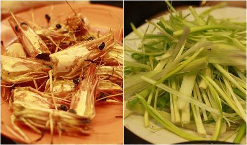 Món tôm Võ Tắc Thiên cay xộc mũi ở Sài Gòn - Ảnh 2.