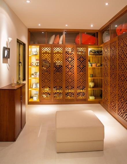 Không gian sống đẹp như resort của ca sĩ Quang Dũng - Ảnh 9.