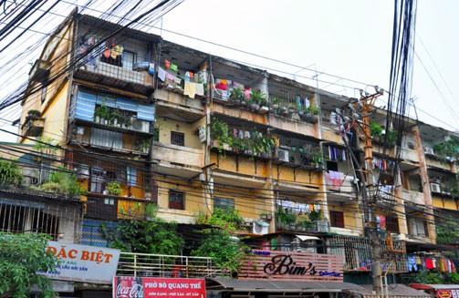 Đề xuất nhà để xe phải tách biệt với khu ở trong chung cư - Ảnh 1.