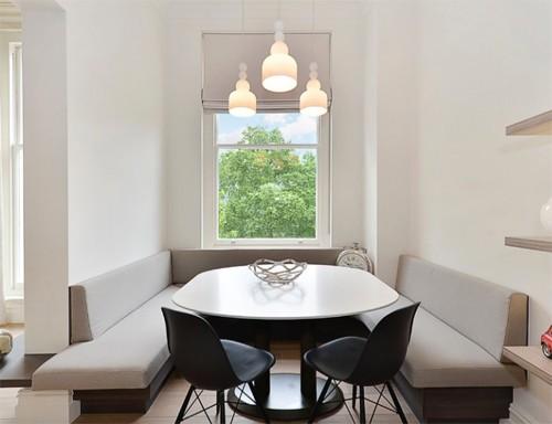 Bí quyết ngược đời giúp nới rộng không gian nhà nhỏ - Ảnh 3.