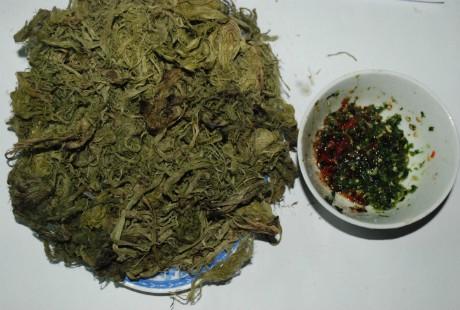 Mê mẩn những loại rau ngon, độc, lạ ở Hà Giang - Ảnh 2.