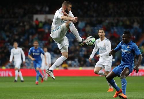 Ronaldo bỏ lỡ hat-trick, Real Madrid hạ đồ tể Getafe - Ảnh 5.