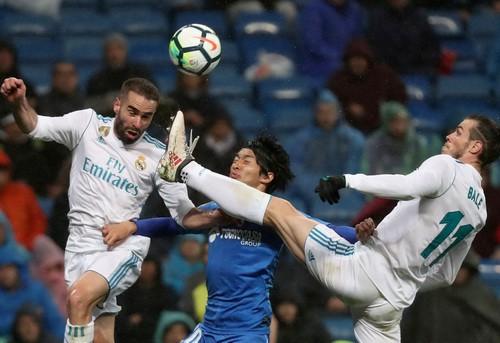 Ronaldo bỏ lỡ hat-trick, Real Madrid hạ đồ tể Getafe - Ảnh 3.