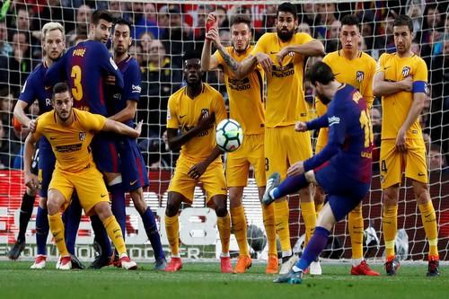 Siêu phẩm Messi định đoạt trận chung kết sớm La Liga - Ảnh 3.