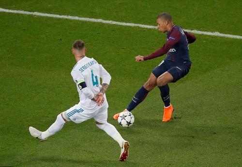 Khán đài Paris rực lửa, PSG thua thảm Real Madrid - Ảnh 2.
