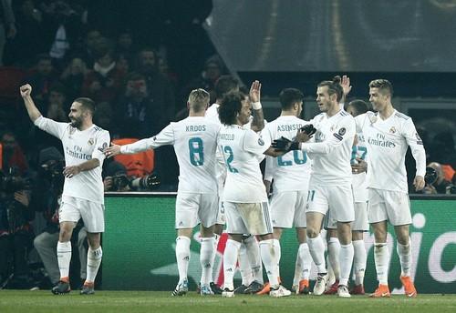 Khán đài Paris rực lửa, PSG thua thảm Real Madrid - Ảnh 8.