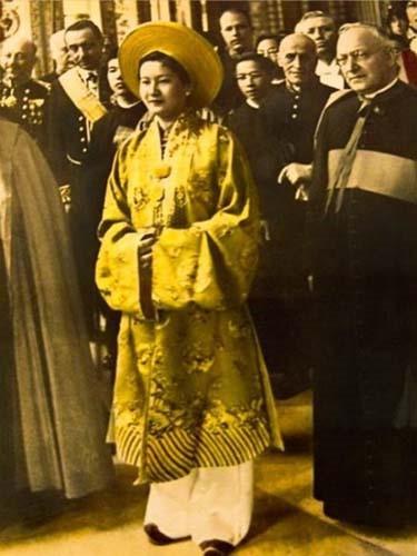 Bí mật quần thể lăng mộ phụ thân Nam Phương Hoàng hậu - Ảnh 2.