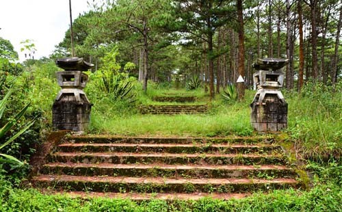 Bí mật quần thể lăng mộ phụ thân Nam Phương Hoàng hậu - Ảnh 3.