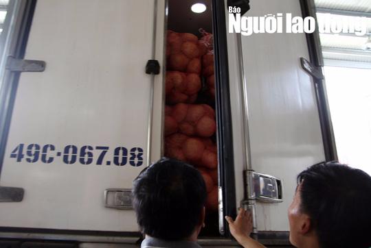 Cận cảnh hơn 40 tấn hoa, rau Đà Lạt gửi tặng Trường Sa - Ảnh 9.