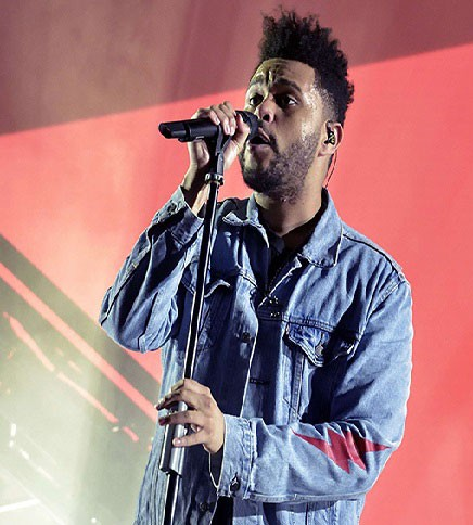 The Weeknd khóc tình tan vỡ - Ảnh 1.