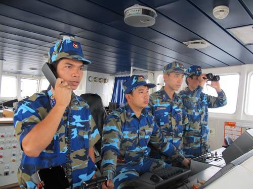Cấp bách xây dựng Luật Cảnh sát biển - Ảnh 1.