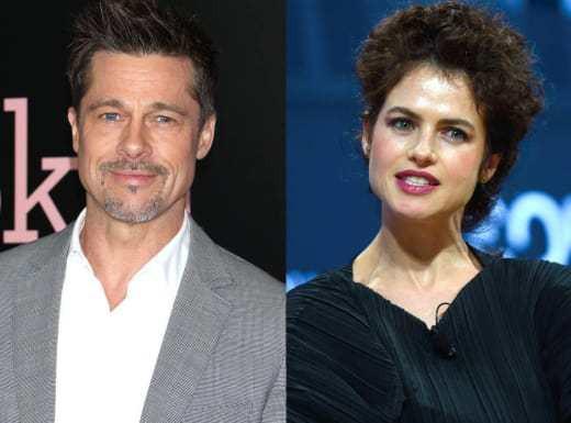 Brad Pitt hẹn hò nữ giáo sư 6 tháng qua? - Ảnh 1.