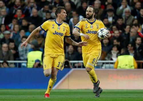 Phạt đền oan nghiệt phút 98, Juventus ngược dòng bất thành ở Bernabeu - Ảnh 2.