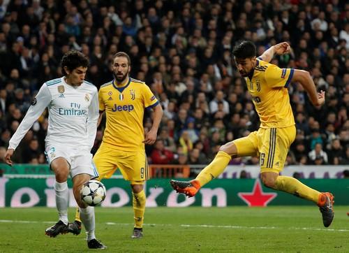 Phạt đền oan nghiệt phút 98, Juventus ngược dòng bất thành ở Bernabeu - Ảnh 1.