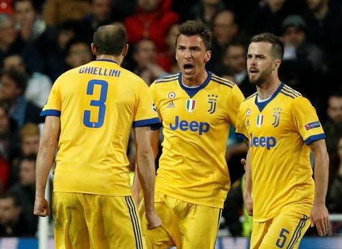Phạt đền oan nghiệt phút 98, Juventus ngược dòng bất thành ở Bernabeu - Ảnh 4.