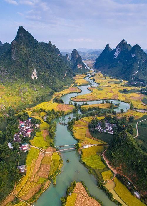 Non Nước Cao Bằng được UNESCO công nhận Công viên địa chất Toàn cầu - Ảnh 3.