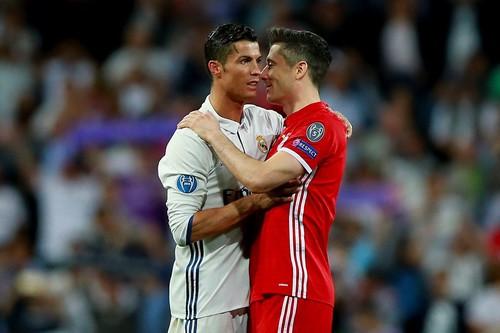 Bayern Munich chạm trán Real Madrid, AS Roma đối đầu Liverpool - Ảnh 4.