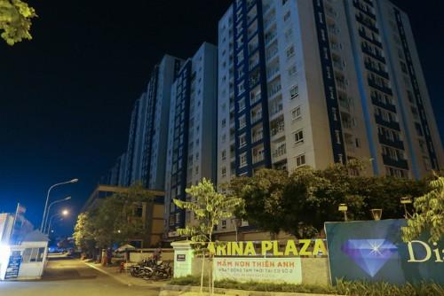 Nhà đầu tư mua sỉ căn hộ chật vật sau vụ cháy chung cư Carina - Ảnh 1.