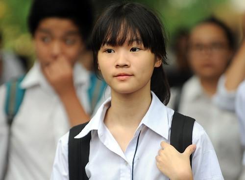 Hà Nội công bố 64.990 chỉ tiêu vào lớp 10 năm học 2018-2019 - Ảnh 1.