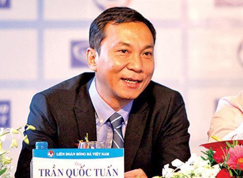 Ông Trần Quốc Tuấn có đủ điều kiện ứng cử chức chủ tịch VFF? - Ảnh 1.