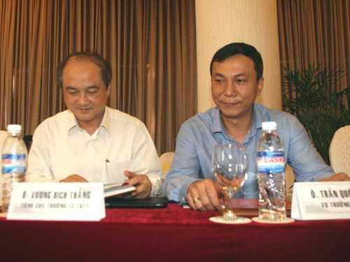Kiểm tra dấu hiệu vi phạm của ông Vương Bích Thắng và ông Trần Quốc Tuấn - Ảnh 1.