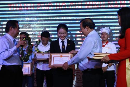TP HCM: 44 thí sinh được chọn thi tay nghề quốc gia - Ảnh 1.