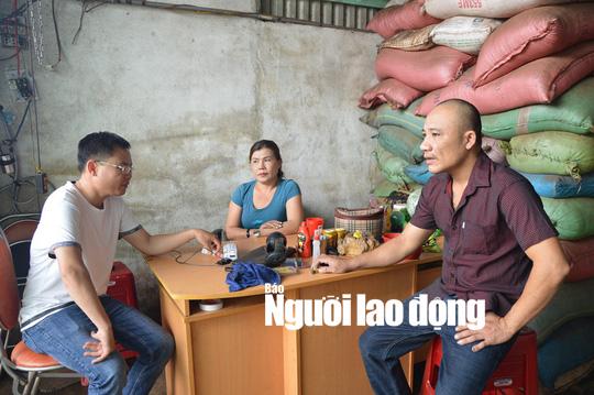 Vợ chồng bị nghi nhuộm tạp chất với than pin sản xuất cà phê nói gì? - Ảnh 2.