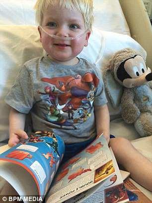 Chết vì ung thư, bé 2 tuổi bất ngờ sống lại, hết bệnh - Ảnh 3.