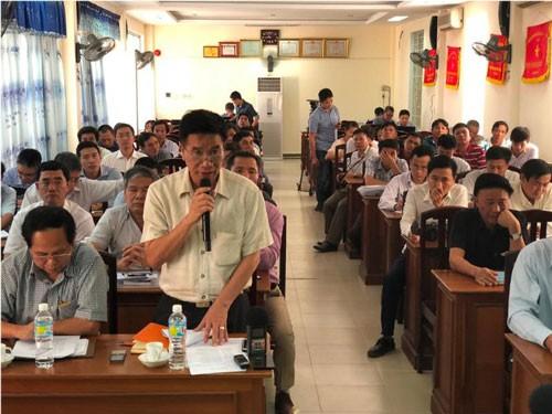 Tàu vỏ thép hỏng ở Bình Định: Doanh nghiệp đóng tàu từ chối bồi thường - Ảnh 1.