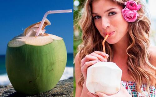 Uống nước dừa: Không phải ai cũng uống được đâu nha - Ảnh 1.