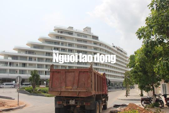 """""""Cắt ngọn"""" khách sạn 5 sao ở Phú Quốc hoài không xong - Ảnh 1."""